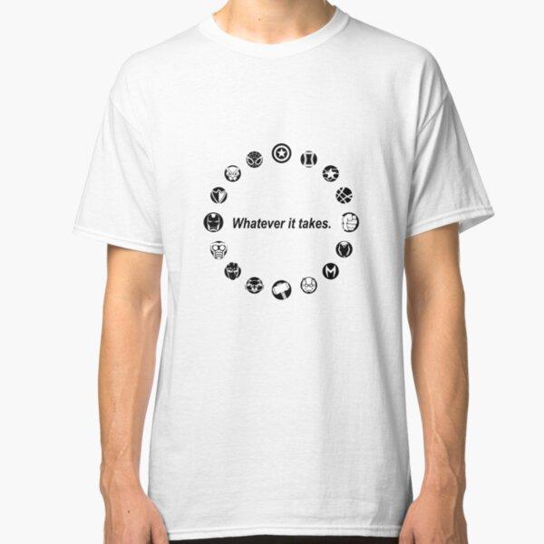 Lo que sea 1 Camiseta clásica
