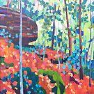Hillside 30 by Mellissa Read-Devine