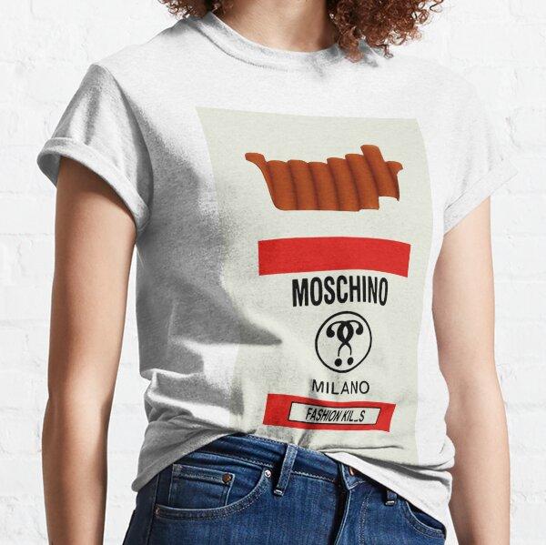 Moschino Ciggarette Camiseta clásica