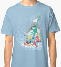 Voyaging ~ WindWaker Classic T-Shirt