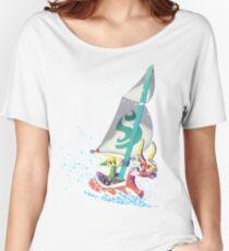 Voyaging ~ WindWaker Women's Relaxed Fit T-Shirt
