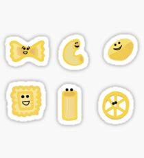 Happy Pasta Sticker
