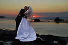 Wedding Couple by Michael Rowley