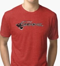 The Graphic - White Background Tri-blend T-Shirt