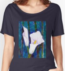 Callas lilies II Women's Relaxed Fit T-Shirt
