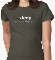 Jeep There's Only One Women's Fitted T-Shirt