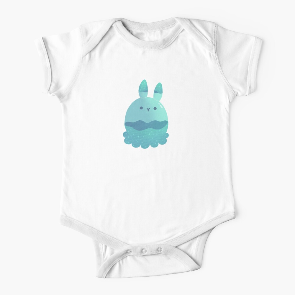 Water Bunny Baby One-Piece