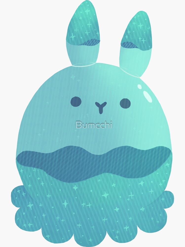 Water Bunny by Bumcchi