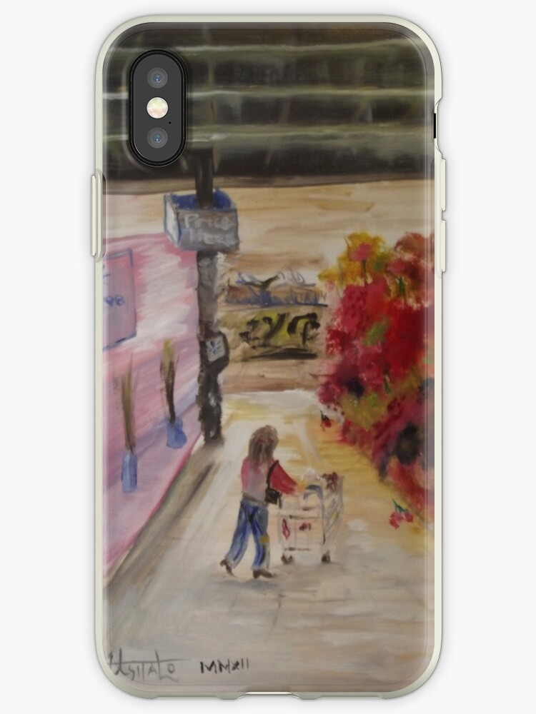 timeless design 9c668 9dc97 'Walmart in the Fake Flowers' iPhone Case by tusitalo