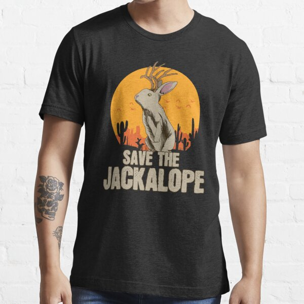Save The Jackalope Mythical Mystical Creature Essential T-Shirt