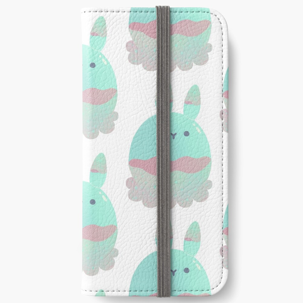 Water Bunny - Candy iPhone Wallet