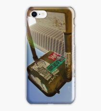 Walk, Wait and Leave Your Mark iPhone Case/Skin