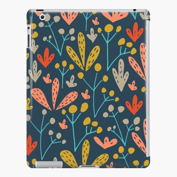 Blue will iPad Snap Case