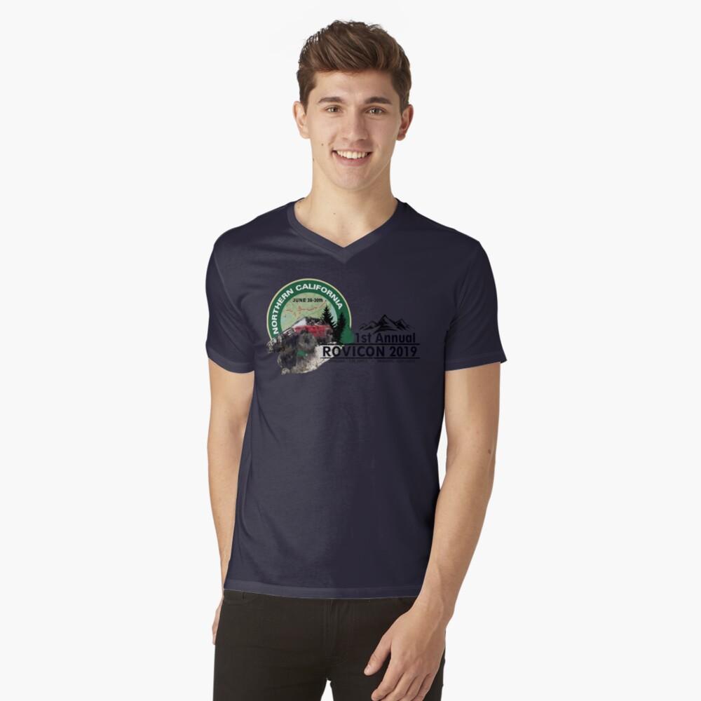 Rovicon V-Neck T-Shirt