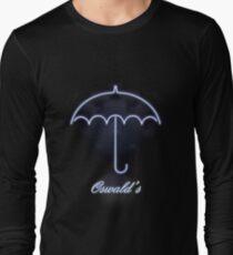 Gotham Oswald's night club Long Sleeve T-Shirt