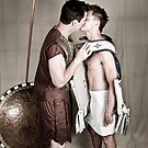 LOA - Alexander and Hephastion 2 by Aaron Holloway