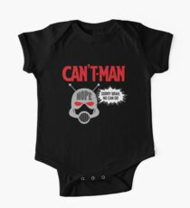Can't Man One Piece - Short Sleeve