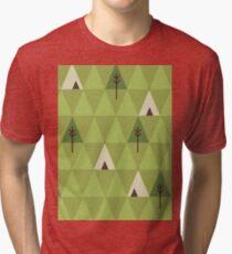 Teepee Tri-blend T-Shirt