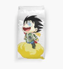 Dragon Ball Gt Duvet Covers Redbubble