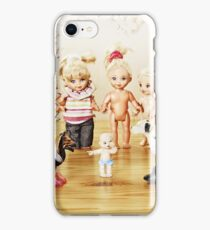 From life of toys. Boxing iPhone Case/Skin