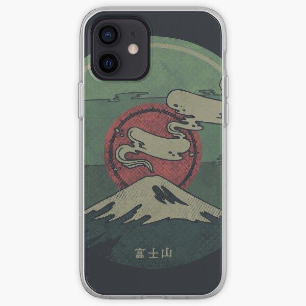 Fuji iPhone Soft Case