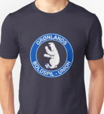 Greenland Soccer Polar Bears Unisex T-Shirt