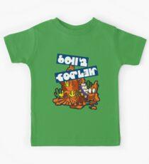 Splatfest Team Roller Coaster v.4 Kids Clothes