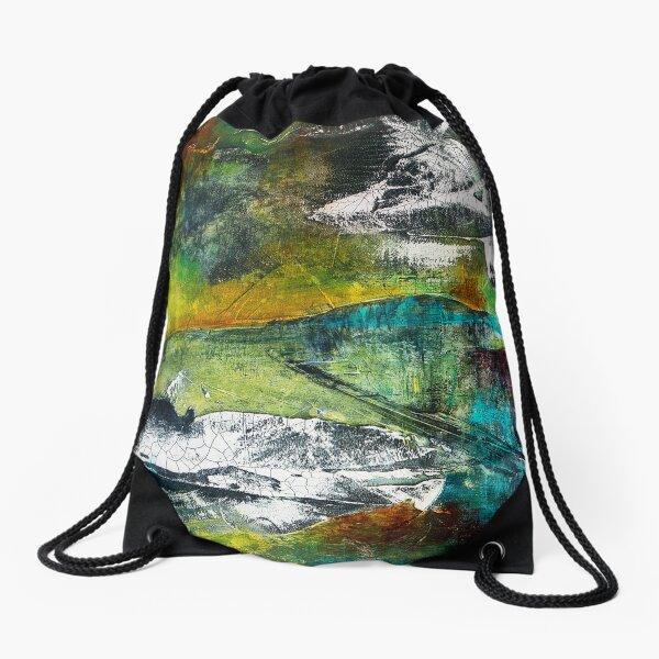 Sky Map Drawstring Bag