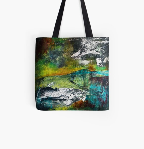 Sky Map All Over Print Tote Bag