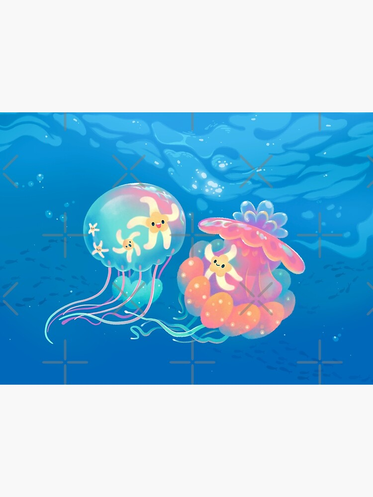 Jellyfish bus by pikaole
