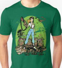 Alien Princess Unisex T-Shirt
