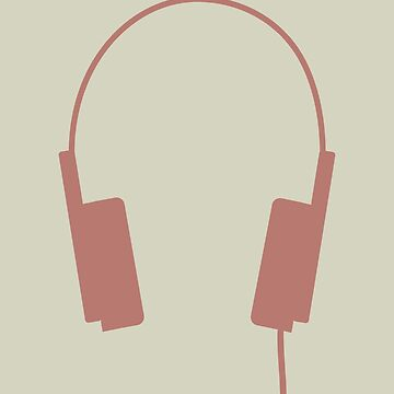 Headphone Minimal Design by Ozgurkusak