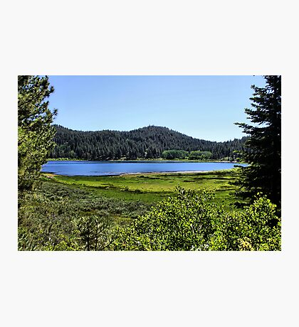 Spooner Lake Photographic Print