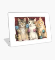 Three Little Kittens Laptop Skin