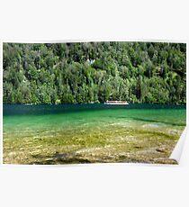 Lake Königssee 03. Germany. Poster