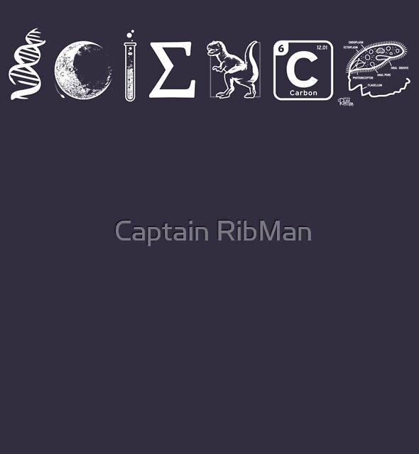 SCIENCE (COEXIST) by Captain RibMan