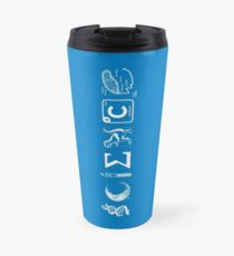 SCIENCE (COEXIST) Travel Mug