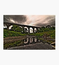 County Armagh Viaduct Photographic Print
