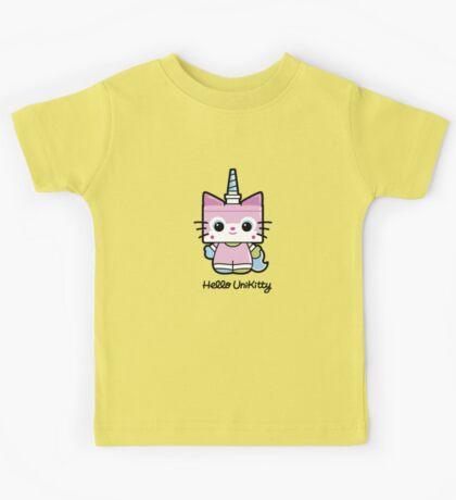 Hello Unikitty Kids Clothes
