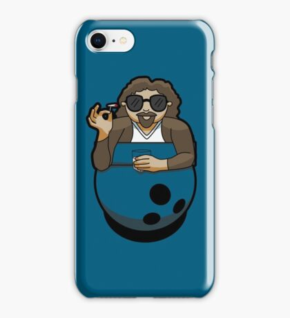 Pocket Dude (04) iPhone Case/Skin