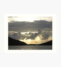 Virgin Gorda, British Virgin Islands Art Print
