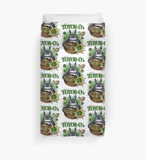 Totoro's Cereal Duvet Cover