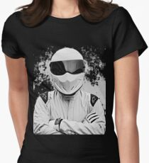 The Stig Women's Fitted T-Shirt