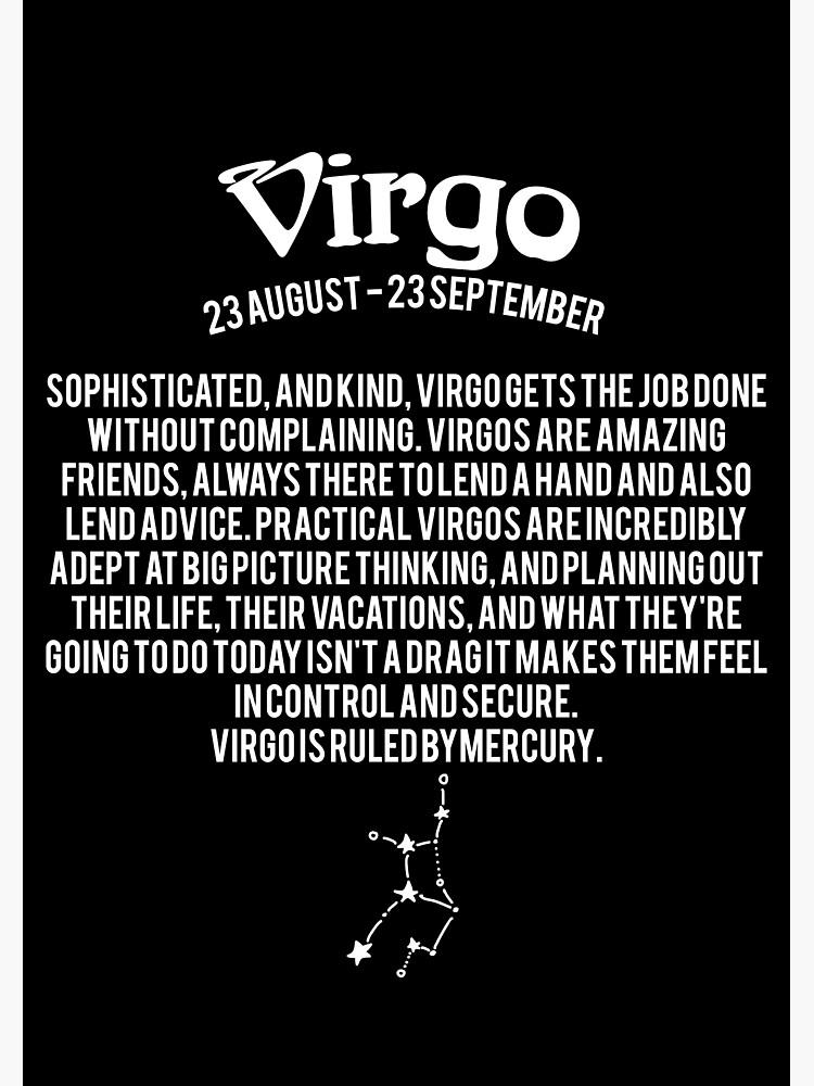 Virgo Star Sign