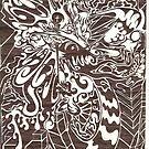 Pierced Eye by Larry Martinez