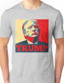 Vote TRUMP - Donald Trump in 2016 - Shepard Fairey Style - Make America Great Again Unisex T-Shirt