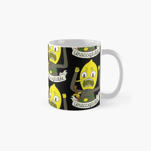 Lemongrab Classic Mug