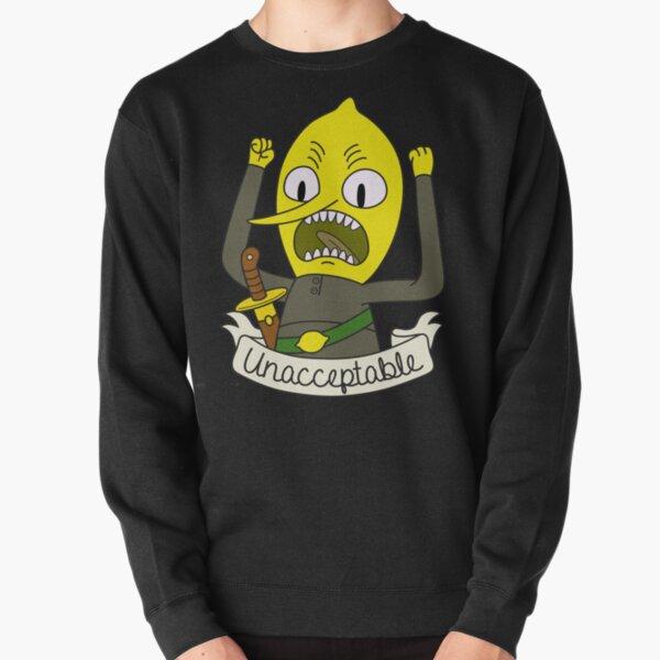 Lemongrab Pullover Sweatshirt