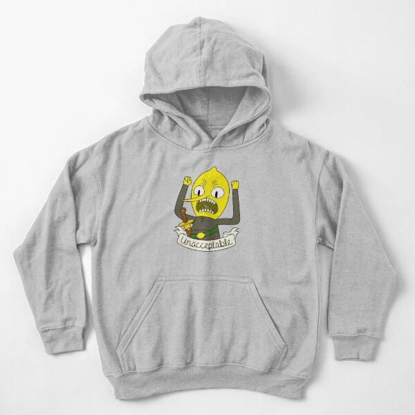 Lemongrab Kids Pullover Hoodie
