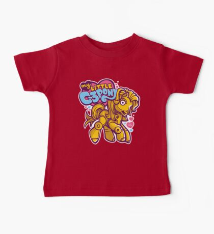 My Little C-3POny Kids Clothes